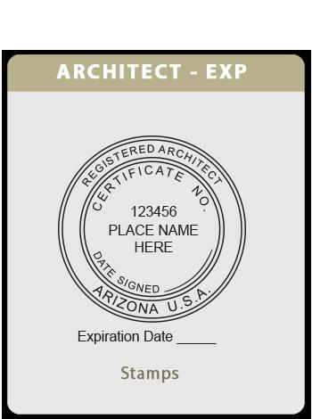 Architect with Exp-AZ