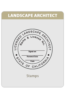 CA-Landscape Architect