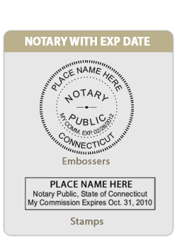 CT-Notary with EXP date
