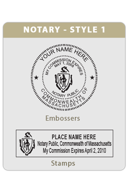 MA-Notary Style 1