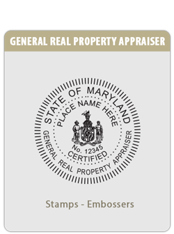 MD-General Real Property Appraiser