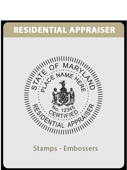 MD-Residential Appraiser