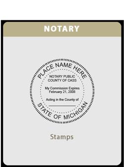 MI-Notary Circle