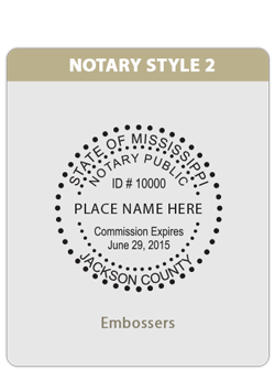 MS-Notary Style 2