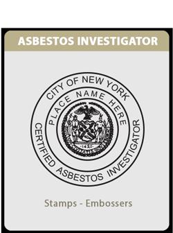 NY-Asbestos Investigator