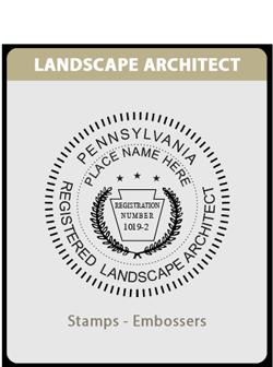 PA-Landscape Architect