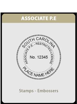 SC-Associate P.E. Restricted