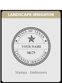 TX-Landscape Irrigator