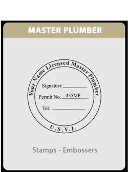 VI-Master Plumber
