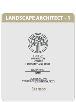 WA-Landscape Architect 1