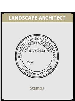 WY-Landscape Architect